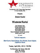 Wood Recital 2012